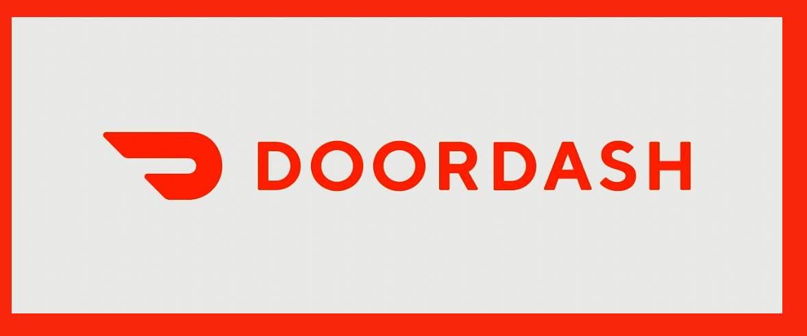 Door Dash website