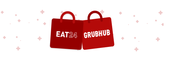 Eat24 and GrubHub have merged